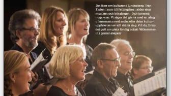 Kulturpolitiskt program för Lindesbergs kommun tar form