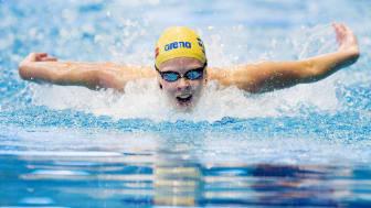 Kom och se våra simstjärnor göra upp om SM-medaljerna