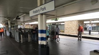 Work begins on major Access for All scheme at Finsbury Park railway station this month
