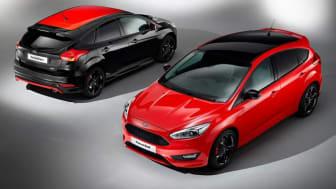 Focus Red és Black Edition