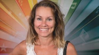 Årets programledare Linda Bengtzing