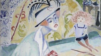 Sigrid Hjertén,  Självporträtt, 1914.jpg