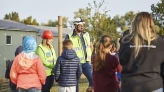 Socialt engagemang och skolsamarbete på Rosengård
