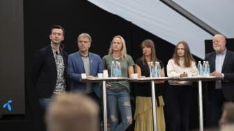 Nettmobbing - paneldebatt