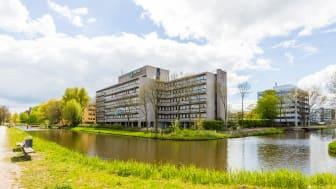 Hogehilweg 21 Office Building in Amsterdam-Zuidoost (Source/Copyright: Aroundtown SA)