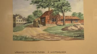 Värdshuset Mutter på tuppen Skeppsholmen