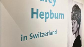"""Ausstellung """"Audrey Hepburn in Switzerland"""" in der Expo Fondation Bolle © Expo Fondation Bolle ©"""