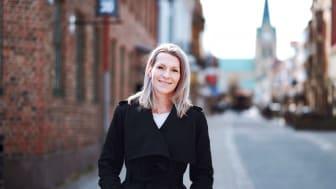 Karolina Davidsson blir ny VD Destination Halmstad. Foto: Johan Adermalm