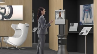 Cisco lanserar videorobot