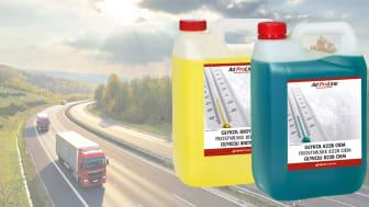 AdProLine® Glykol 800Y och 800B är två högkvalitativa OEM-godkänd longlife glykol.