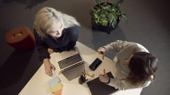 Co-working blir nav för innovation på Campus Umeå