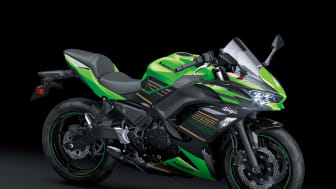 MY20 Kawasaki Ninja 650 - Lime Green / Ebony