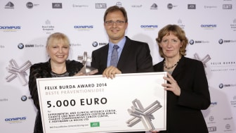 Felix Burda Award 2014