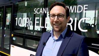 Luc Moulin, Direktor Verkauf Busse bei Scania Deutschland Österreich