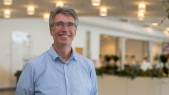 Per Backlund, professor i informationsteknologi på Högskolan i Skövde. Foto: Högskolan i Skövde