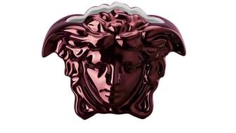 Rosenthal meets Versace - Medusa Grande: Farbe Fuchsia, Bodenvasen, Duftkerzen