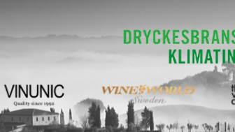The Wineagency minskar sin klimatpåverkan i samarbete med Dryckesbranschen
