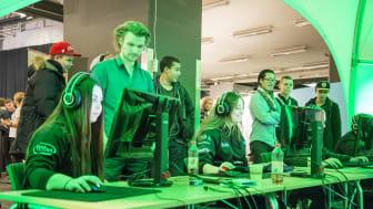 Team Property på Kunskap & Framtid, Gothenburg Games Esport Challenge.
