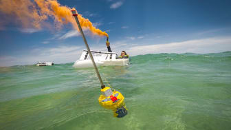 406 MHz beacons, such as the Ocean Signal EPIRB, provide access to rescue services in an emergency