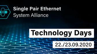 Technology Days: internationell digital konferens om Single Pair Ethernet
