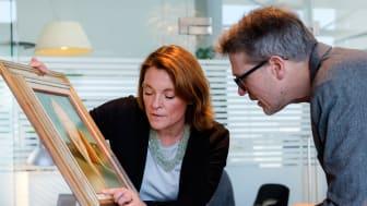 Hos auktionshuset Bruun Rasmussen Konstauktioner i Köpenhamn välkomnar man nu Anna Sievert.
