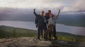 Reklamfilm Fjällfil- Ren njutning från norr