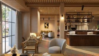 Smådalarö Gård Hotell & Spa inkluderar spa och relaxområden på 2000 kvm, både inne och ute.