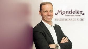 Mondelēz International appoints Vince Gruber  to lead its European business