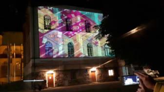 En stor del av programmet under Kulturnatten händer på kulturområdet runt Skaras bibliotek