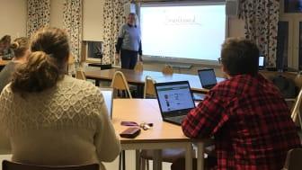 I Bergs kommun är alla involverade i skolans digitaliseringsarbete