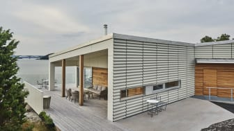 Algeröds prisade villa i Bohuslän. Foto: Åke E:son Lindman