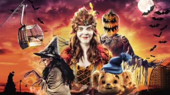 Halloween på Kolmården har premiär 26 oktober