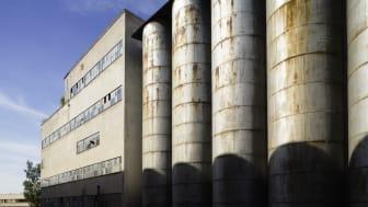 Havrekvarnen (hus 17) är ritad av KF genom Arthur von Schmalensee och uppfördes 1928. Foto: Elisabeth Boogh.