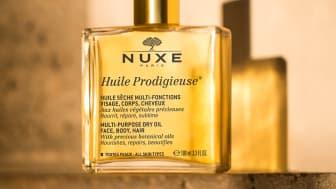 Fransk naturkosmetik från NUXE äntligen på KICKS