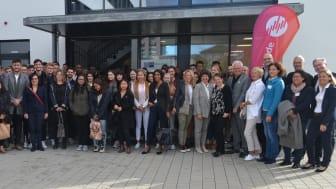 Wintersemester 2019: 120 Studienstarter in neun Bachelor- und Master-Studiengängen. Foto: Franz Motzko.
