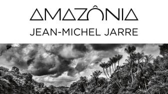 Jean-Michel Jarre skapar soundtracket till Amazônia – en utställning av Sebastião Salgado