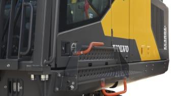 Volvo EC380E Straight Boom - SIPS och insteg