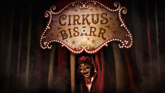 The circus is coming to Halloween at Liseberg
