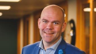 Mikael Torkeli har tillträtt som Affärsområdeschef för Kunskapscompaniet