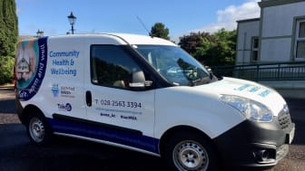 Community health and wellbeing vans are taking to the roads of Mid and East Antrim Borough and making it even easier for residents to access their services.