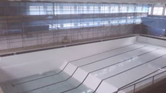 Temporary closure of Radcliffe main pool