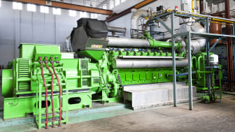 TITAN GANYMET ULTRA LA – uusi moottoriöljy kiinteille kaasumoottoreille