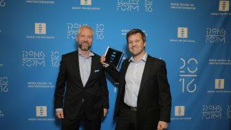 Bergans Helium vant Merket for god design