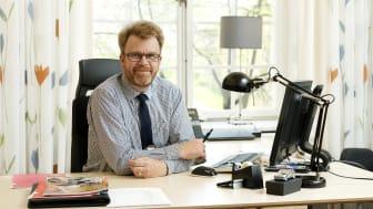2020 kan Sverige sätta världsrekord i drivmedelsbeskattning, enligt Tommy Letzén, vd för MRF.