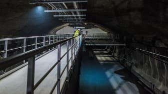 Jätevedenpuhdistamossa sähkönjakelun rooli on kriittinen: jos sähkönjakelu ei toimi, myöskään jätevedenpuhdistusprosessi ei pysy käynnissä. Kuva: Schneider Electric