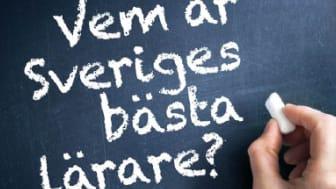 Vem blir Sveriges bästa lärare 2017?