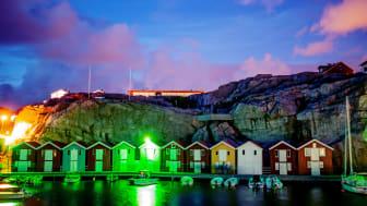Island of Lights, Smögen