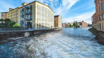 Nordic International School expanderar i Norrköpings industrilandskap
