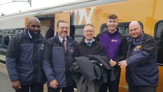 Wolverhampton uniform handover