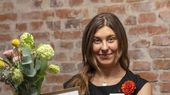 Wilma Andersson, Ung Företagsamhet-stipendiat 2021